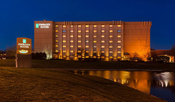 Expotel Hospitality - Embassy Suites by Hilton Chicago Schaumburg Woodfield