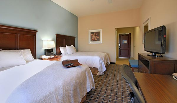 Expotel Hospitality - Hampton Inn and Suites New Iberia LA