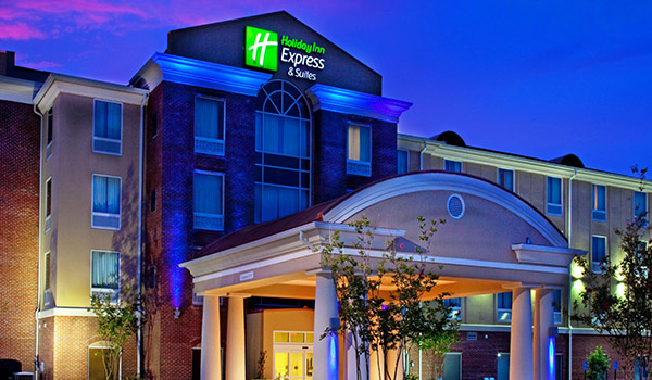 Expotel Hospitality - Holiday Inn Express & Suites Baton Rouge East