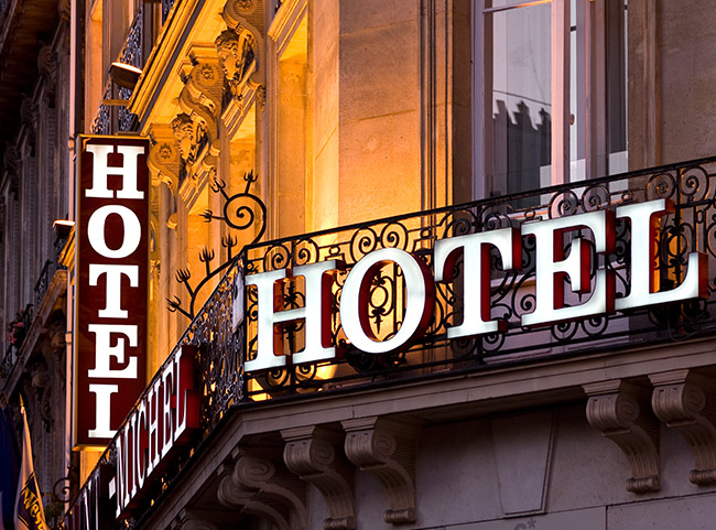 Repositioning of New Orleans Hotel